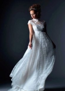 Подвенечное платье для беременных ампир