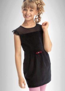 Нарядное платье для девочек коктейльное