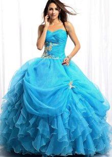Нарядное платье для девочек подростков