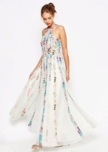Сарафан-платье в пол
