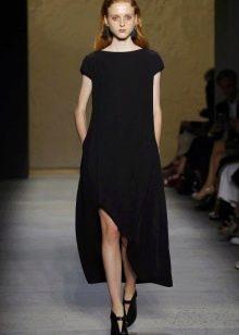 Модное платье А-силуэта сезона осень-зима 2016 года