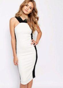 Модное платье-чехол 2016 года