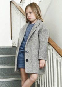 Платье осеннее для девочки 10-12 лет