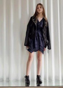 Платье для девочки 13-14 лет вечернее