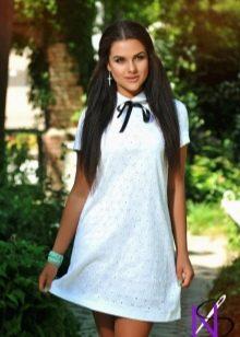 маленькое батистовое платье
