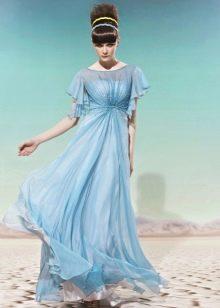 греческое платье из органзы