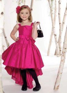Платье на выпускной 4 класс хай-лоу