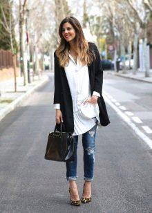 Пиджак к  платью-рубашке на каждый день