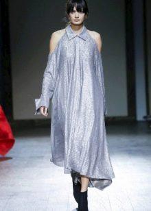 Обувь к вечернему платью-рубашке