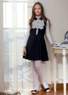 Обувь под школьное платье для девочек