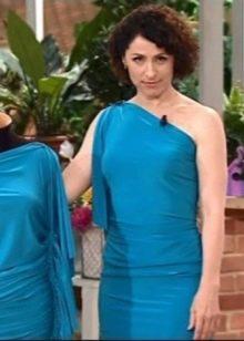 Платье в греческом стиле без выкройки