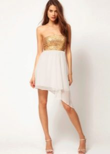 Легкая юбка для лета