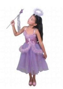 Новогоднее платье Фея для девочки