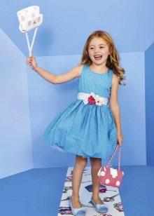 Аксессуары к нарядному платью для девочки 5 лет