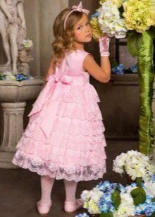 Праздничное платье для девочки 5 лет