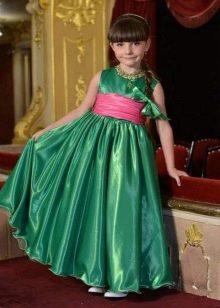 Выпускное платье ампир для девочки 5 лет