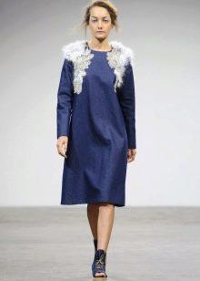 79141777512 Платье из хлопка (115 фото)  летние фасоны хлопковых платьев ...