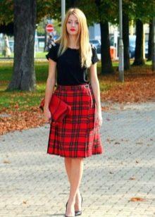 Как сделать юбку ярче