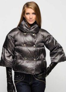 0d163bd5287 Женская куртка-пальто (160 фото)  из Финляндии пальто-куртка ...
