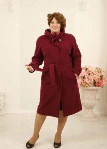 Купить Пальто Больших Размеров