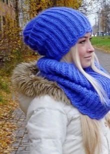 Как завязать шарф детям фото
