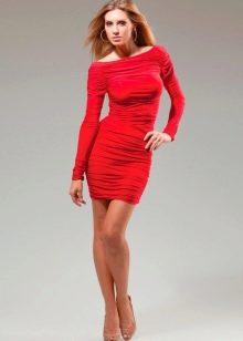 Туфельки к красному платью