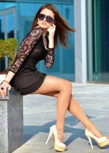 Красивые девушки в туфельках — 13