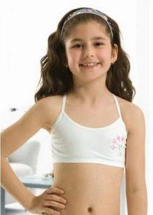 Лифчик для девочки (81 фото): бюстгальтеры для подростков от 12 до 16 лет, 0 и 1 размера, детские топы-бюстгальтеры с чашками