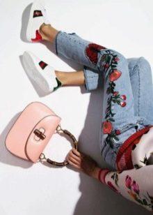 кроссовки гуччи женские фото