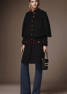Удлиненное пальто-халат свободного кроя нередко выполнено в мозаичных  принтах. Они могут быть нескольких композиций  трендом сезона является  соединение ... af27e4a853c