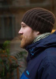узоры для шапок 71 фото способы вязания головных уборов плетенка