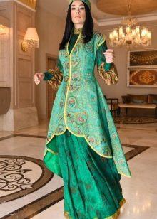 Азербайджанское национальное платье