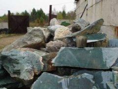 Месторождения нефрита хребта боруссия