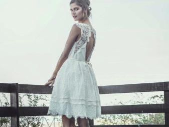 Плотное кружево для свадебного платья
