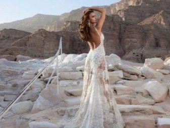 Откровенное свадебное платье от Дэни Мизрахи