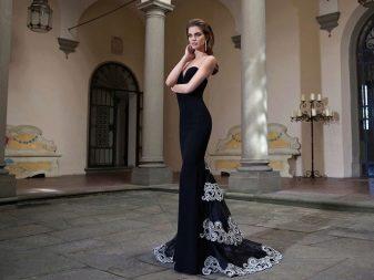 Вечернее платье от Tarik Ediz 2015
