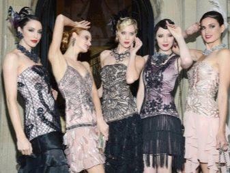 Платья в стиле Гэтсби