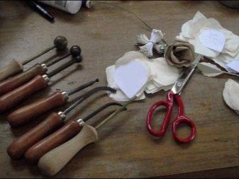 Инструменты для создания лепестков