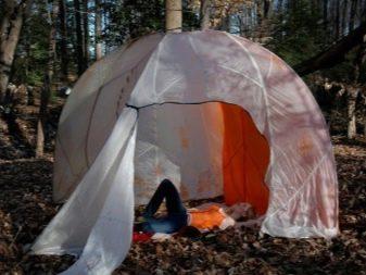 Палатка для платья