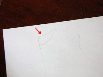 Редактирование выкройки платья для девочки
