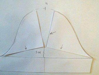 Моделирование приподнятого рукава шаг 2