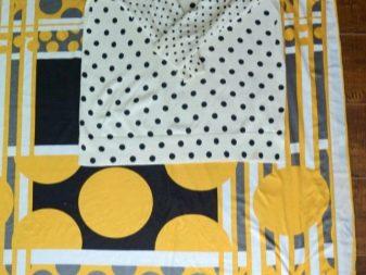 Пошив трикотажного летнего платья шаг - 1