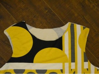 Пошив трикотажного летнего платья шаг - 2