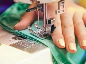 Пошив летнего асимметричного платья
