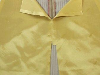 Обработка шлицы с подкладкой - шаг 1