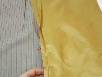 Обработка шлицы с подкладкой - шаг 2