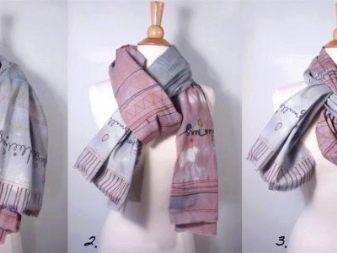 Красиво завязать пояс на пальто фото пошагово