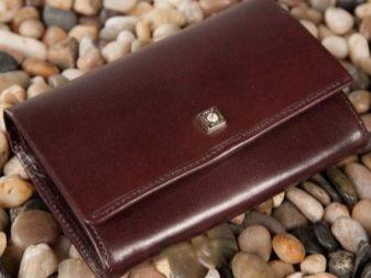 b976fa1e6ee5 Женский кожаный кошелек (123 фото): модели из натуральной кожи, из ...