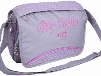 f975f9242899 Девочки старше 13-14 лет вполне могут выбирать себе удобные, максимально  легкие и достаточно вместительные школьные сумки через плечо.