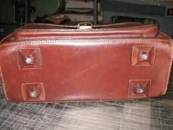 Идеи сумок из кожи своими руками